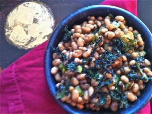 Tokyo Mixed Bean Salad