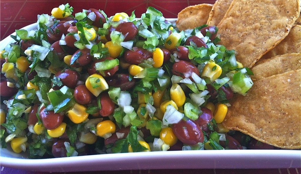Pinto Bean and Corn Salsa