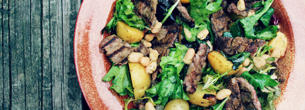 Steak-and-White-Bean-Salad