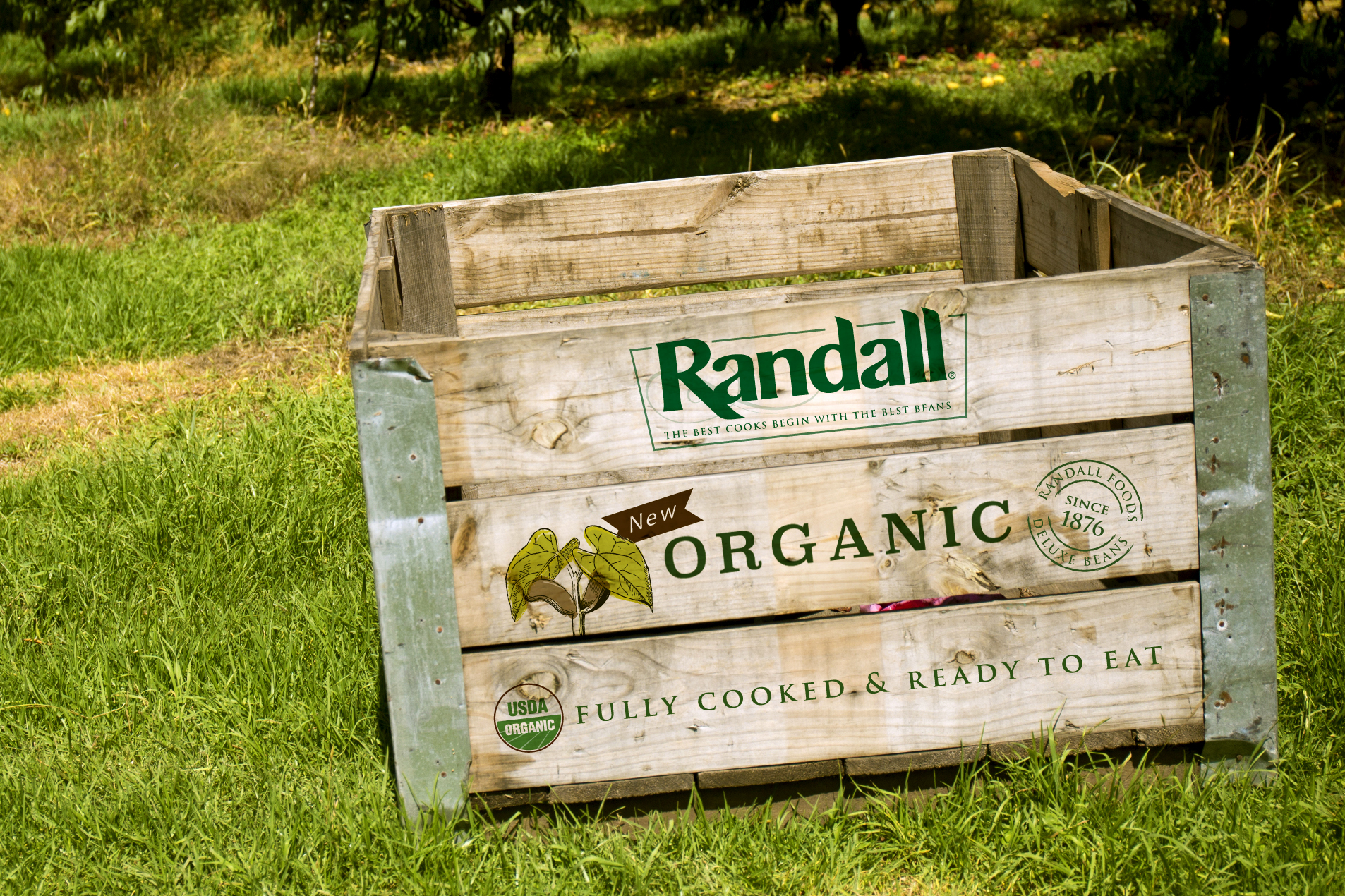 Randall Beans Receives Organic Certification