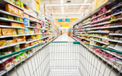 You Can Still Eat Healthy with Center Aisle Shopping