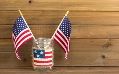 4th of July Crafts Ideas for Your Randall Beans Jars