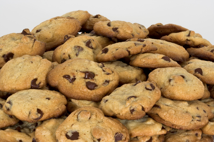 How To Make Tall Chocolate Chip Cookies