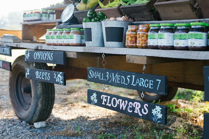 Farm Stand signs