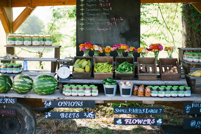 Farm Stand front