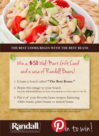 Win a Free Case of Beans