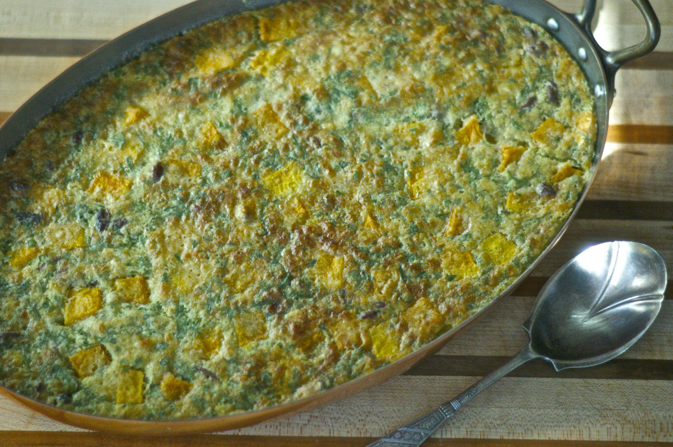 Gluten-Free Spoon Bread