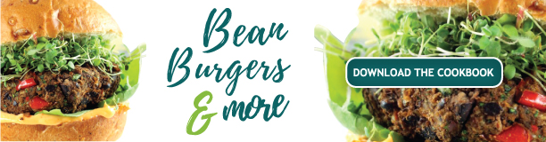 bean burger cookbook download