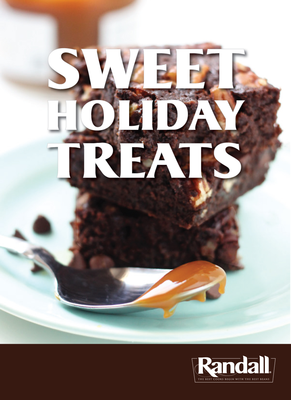 Holiday Sweets Cookbook