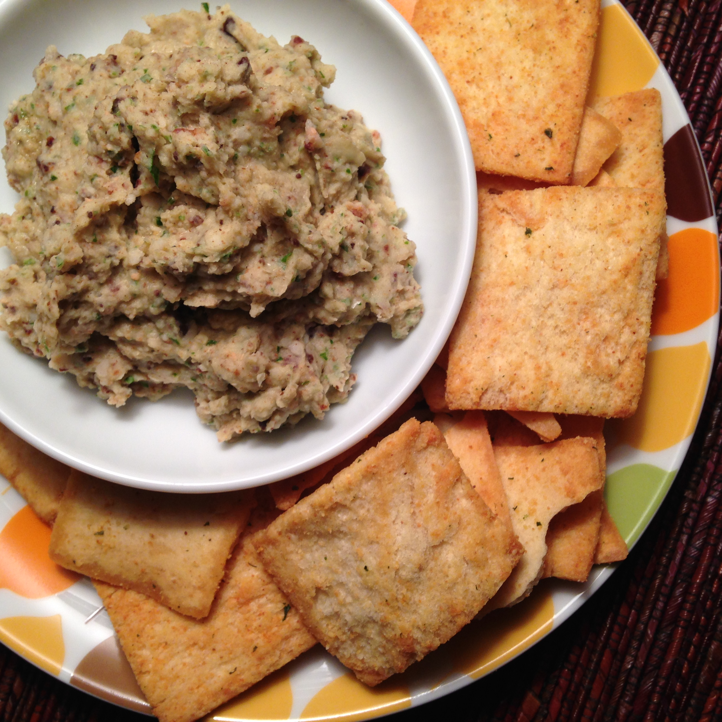 Ready For the Big Game: Randall's White Bean Dip