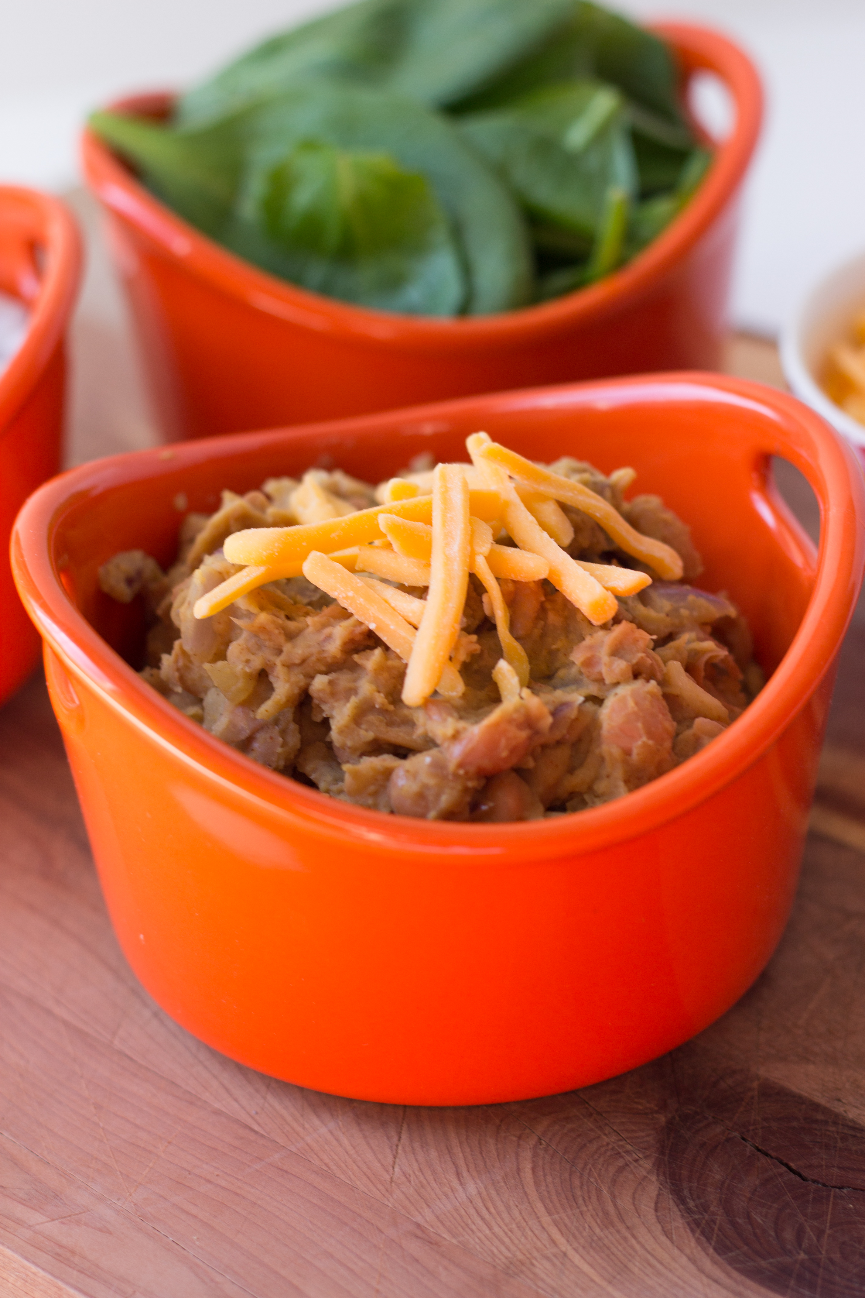 Hearty 'N Healthy Refried Beans