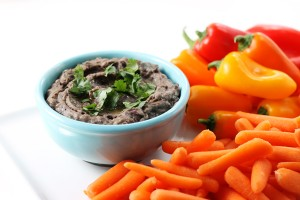 black bean hummus recipes