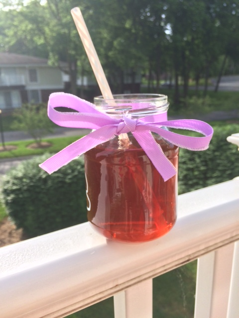 DIY Glass Jar Project with Randall Beans