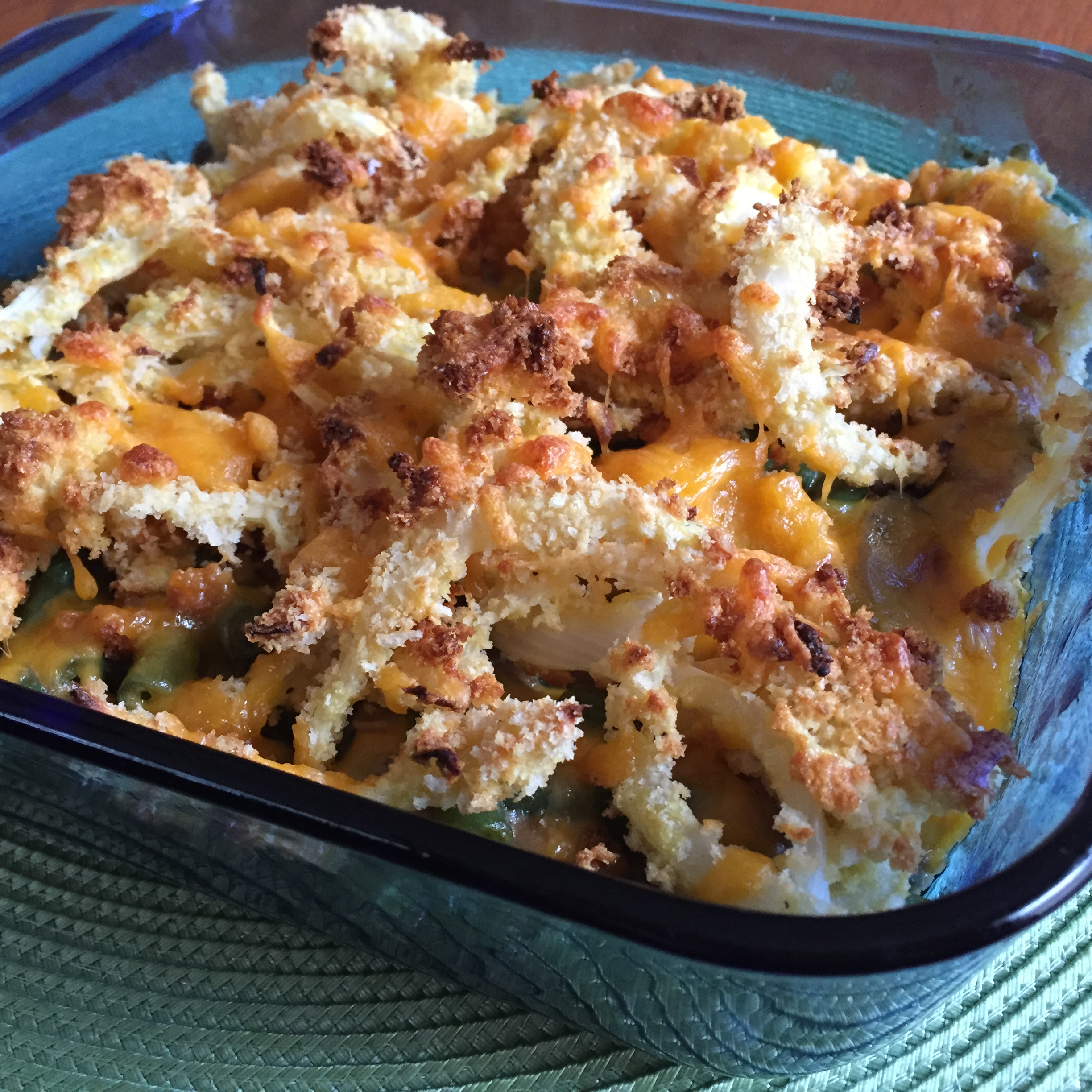 Green Bean & Great Northern Bean Casserole 2