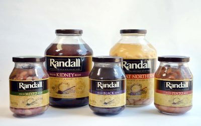 Randall Beans Jars Make a Difference