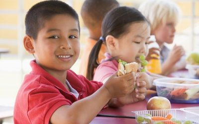 Send Your Kids to School with a Healthy Lunch