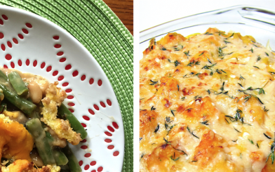 New Twists on Thanksgiving Favorites