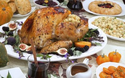 Tips for a Healthy Thanksgiving Feast