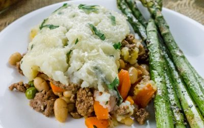 Shepherd's Pie with Great Northern Beans