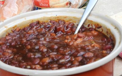 Bacon & BBQ Baked Beans