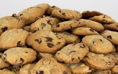 Chocolate Chip Cookies Made with Beans