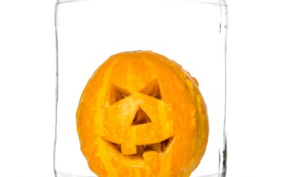 Spook Up Your Halloween Party With Randall Beans Jar Crafts