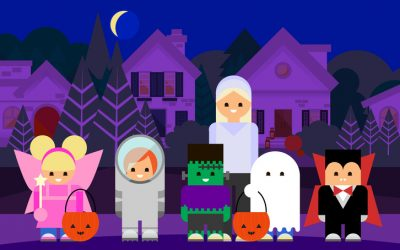 4 Tips for Safe Trick-or-Treating