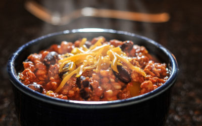 Chili Season Recipe Roundup