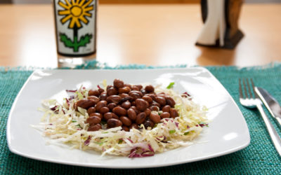 Hearty Pinto Bean Salad