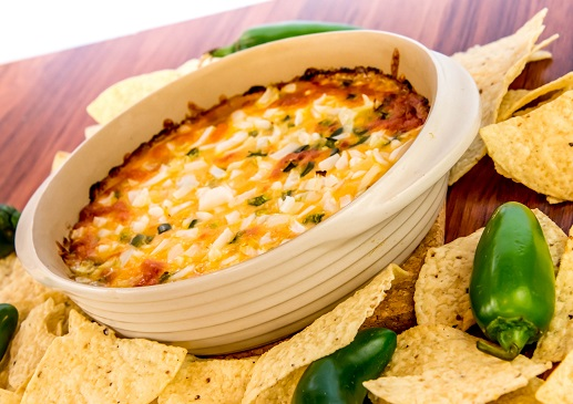 4-Layer Bean Dip