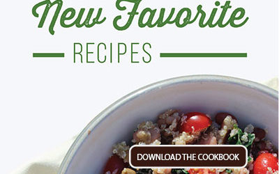 Your New Favorite Recipes