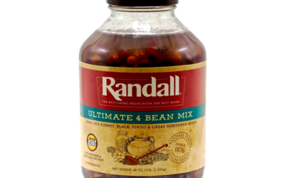 Try our New Bean Mix: Randall Beans Ultimate 4 Bean Mix Now Available
