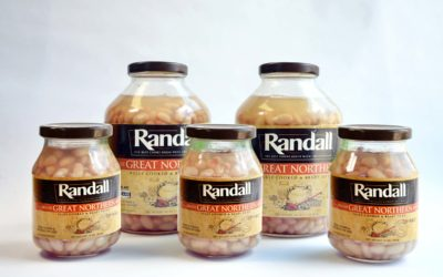 Randall Beans 48 oz. Jars are 3 Meals in 1 Jar