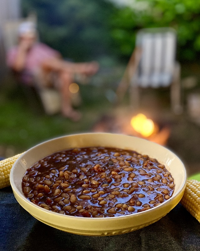 Sweet & Spicy Michigan Baked Beans 2