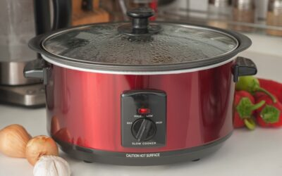 Crock Pot Cooking is a Work-From-Home Parent's Best Friend