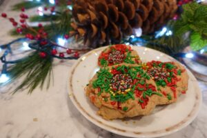 randall christmas cookies made using randall beans great northern beans