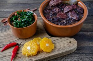 Feijoada is a comfort food of Brazil