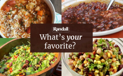 What is Your Favorite Ultimate 4 Bean Mix Recipe?