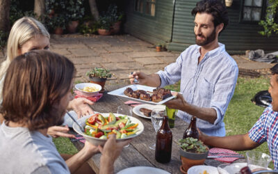 5 Tips for Healthy Eating at Cookouts